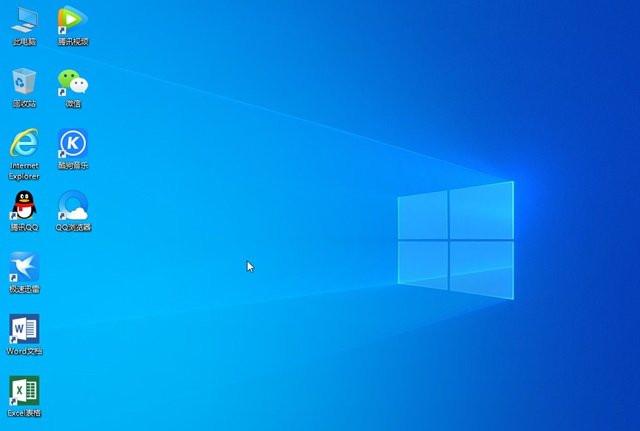 番茄花园 GHOST Windows10 32位 v202101