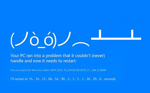 蓝屏代码含义和解决方案