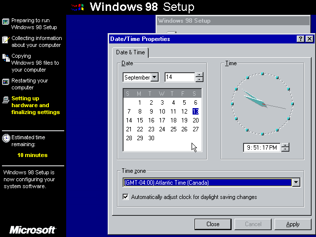 Windows 98 Second Edition [Trad. Chinese] (繁体中文)(OEM) (ISO)