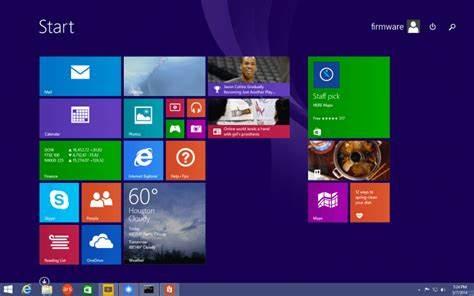 Microsoft 在2013年10月17日发布了Windows 8.1
