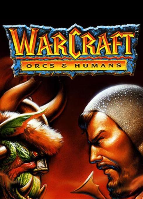 暴雪娱乐于1994年11月发布了《魔兽争霸:人类与兽人》