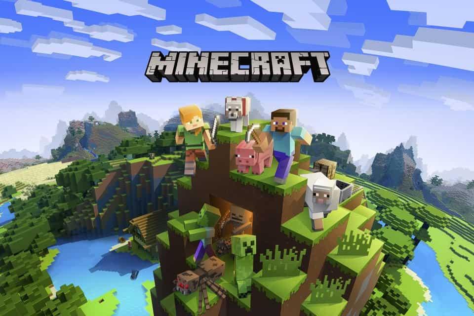 Minecraft将于10月停止支持Windows 10移动版,iOS 10等