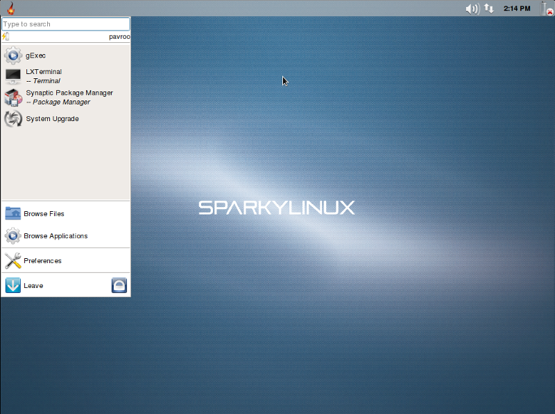 Sparky Linux Rescue-32位(救援版)