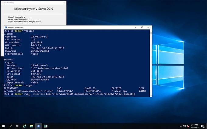 Windows Server 2019 (Updated July 2020) (x64)