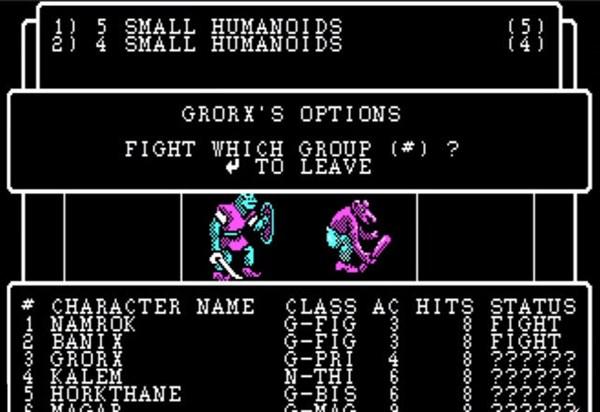 """1981年9月,被称为""""三大西式RPG""""之一的《巫术》系列第一部作品发行"""