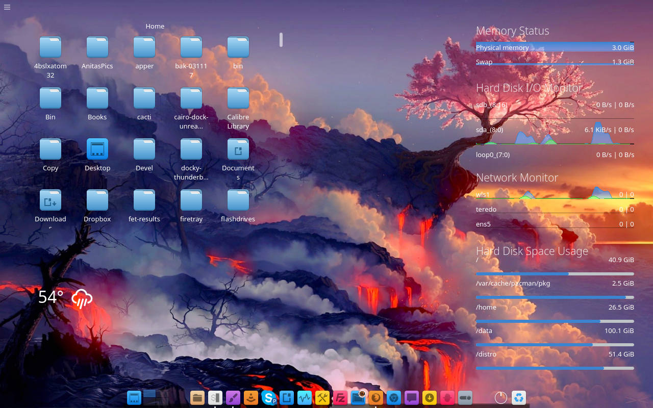 Bluestar Linux 5.9.8