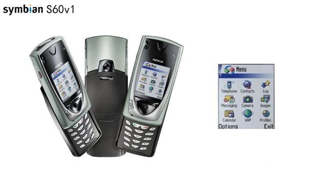 2001年,Symbian6.0 操作系统发布,是真正开放式的手机操作系统