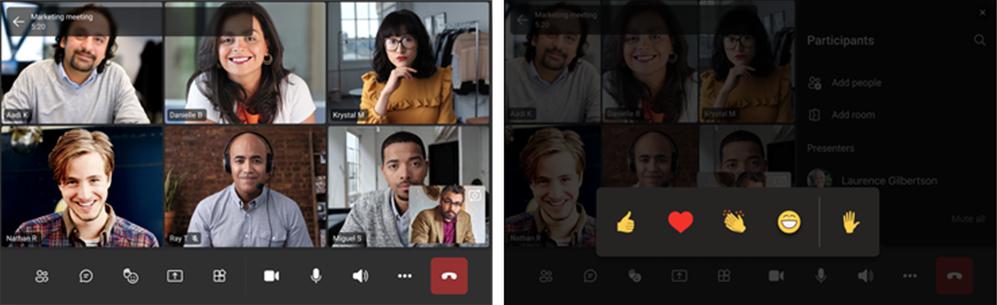 Microsoft Teams app发布会议体验的改进,多云登录支持等新功能