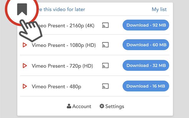 Video Downloader professional(自动识别下载资源)