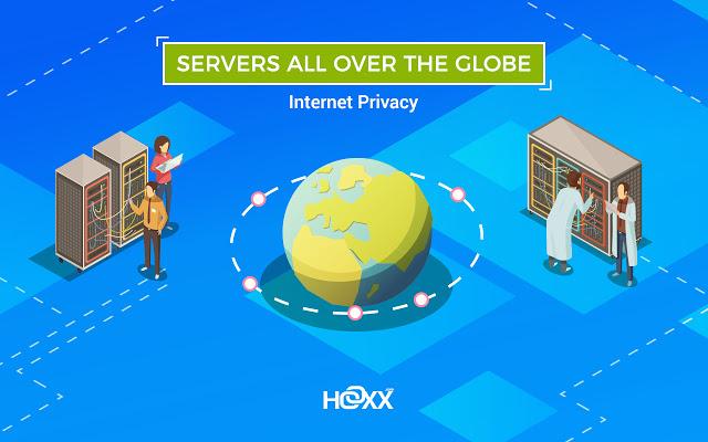 Hoxx VPN Proxy(VPN代理)