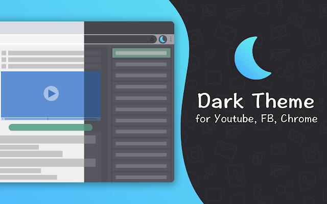 Black Mode for Chrome