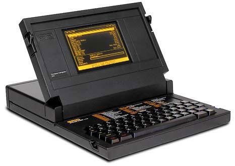 Bill Moggridge于1979年设计了Grid Compass,最早的翻盖计算机
