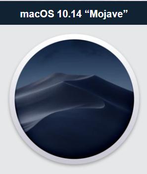 Apple于2018年6月4日在WWDC上推出了代号为Mojave的Mac OS X 10.14