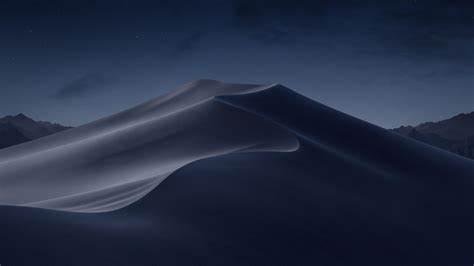 Apple在Mac OS X 10.14(Mojave)中引入了黑暗模式
