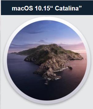 Apple于2019年6月3日在WWDC上推出了代号为Catalina的Mac OS X 10.15