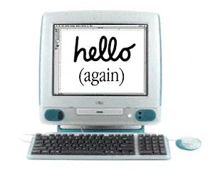 Apple iMac G3是1998年发布的第一台仅具有USB端口的计算机