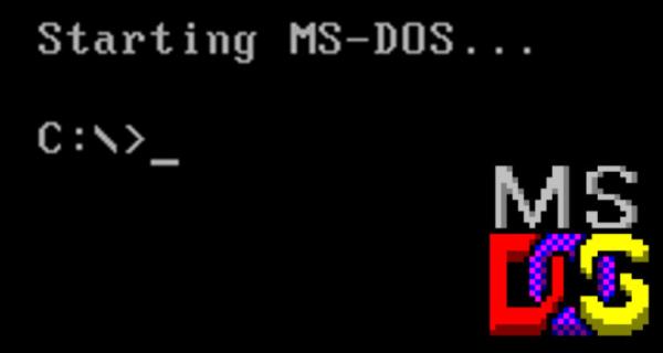 MS-DOS 3.1于1985年4 月发布