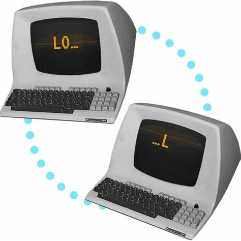 1969年10月29日晚上10:30,UCLA和SRI之间的第一次数据传输标志着互联网的正式诞生