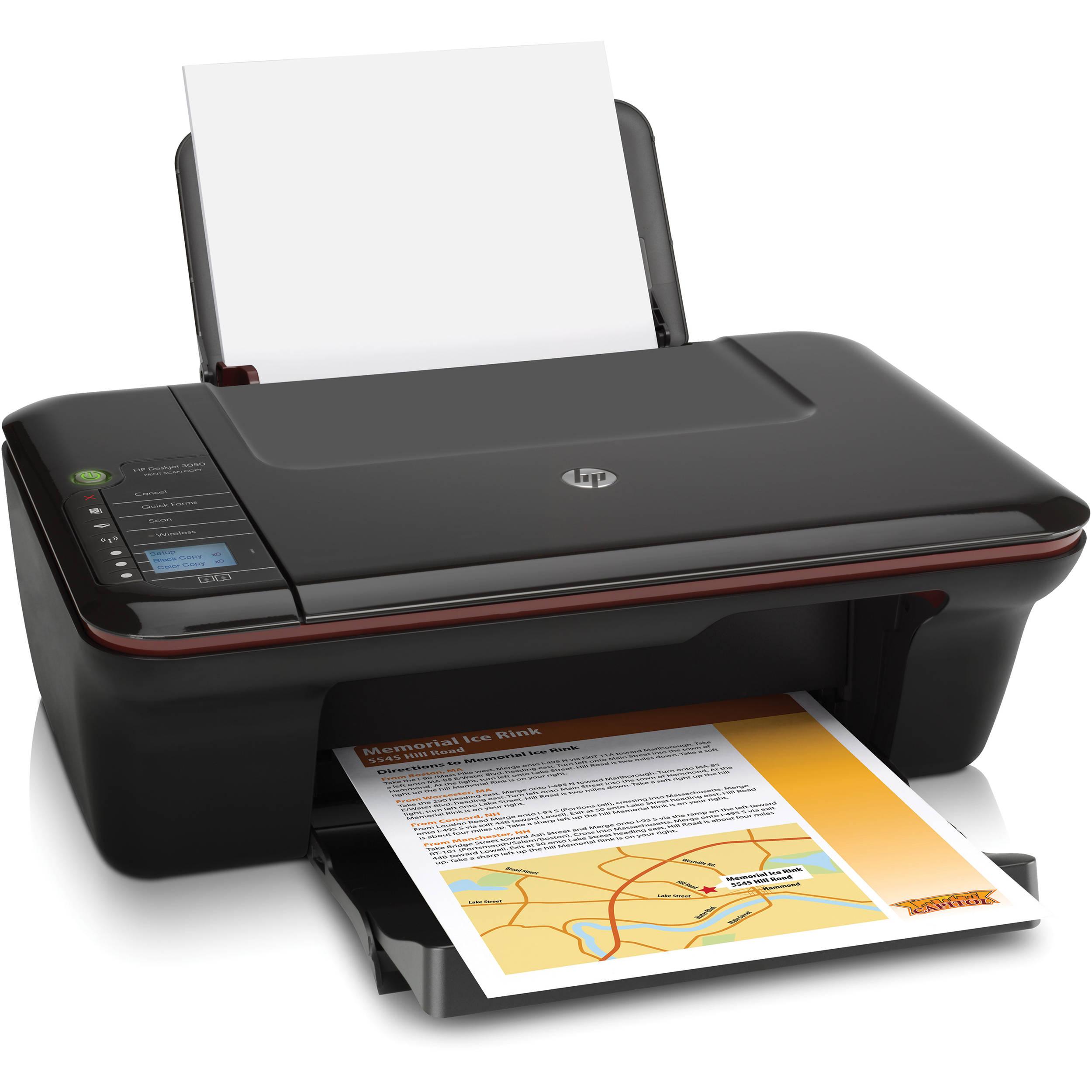惠普1988年推出的DeskJet喷墨打印机被认为是第一个大规模销售,并广泛流行使用的打印机