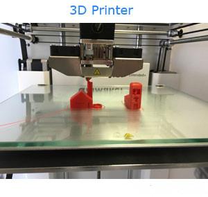 现代3D打印机技术--FDM(熔融沉积成型),由ScottCrump于1988年开发并获得专利