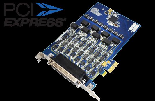 PCI-SIG于2003年推出PCI Express的标准,具有PCI Express插槽的主板于同年晚些时候发布