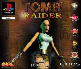 1996年10月25日,eidos发布了第一款古墓丽影游戏