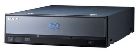 2006年,BWU-100A作为第一个供应大众市场的蓝光可重写刻录机由索尼发布