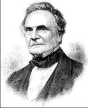 查尔斯巴贝奇于1837发明了分析机,这是第一台使用穿孔卡片作为存储器和计算机编程的计算机