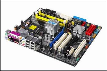 华硕于2005年推出的P5WD2 Premium主板6次打破世界超频记录