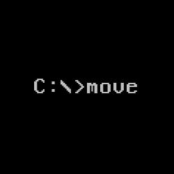 move (移动文件并重命名文件和目录)