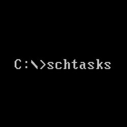 schtasks(在本地或远程系统上增删改查计划任务)