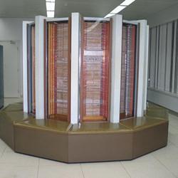 银河Ⅱ型巨型计算机由国防科学技术大学与国家气象中心于1992年11月19日研制成功