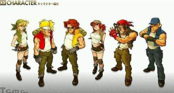 《合金弹头》是日本SNK公司在1996年研发的一款2D横板射击游戏