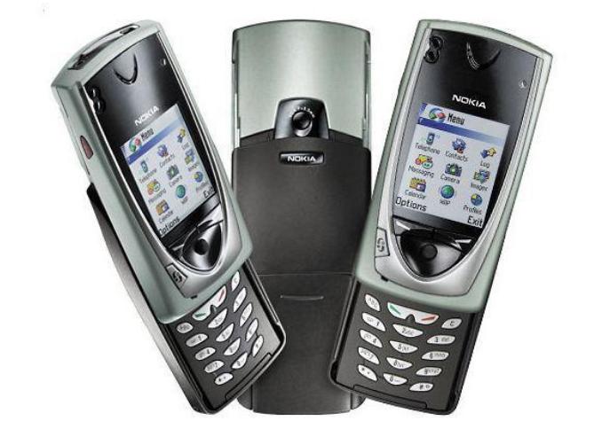 国内第一款内置摄像头手机:诺基亚7650在2002年4月发布