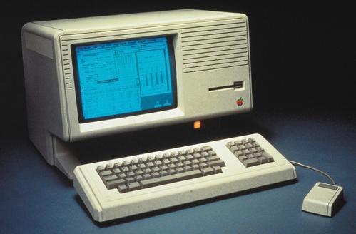 1983年出现了全球第一款搭载图形用户界面的商品化个人电脑Apple Lisa