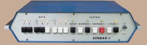 """1971年世界第一台""""个人计算机""""Kenbak-1初次发售"""
