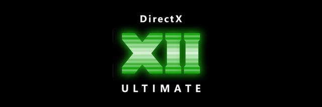 2020年3月19日微软正式推出DirectX 12 Ultimate
