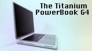 2001年1月史蒂夫·乔布斯发表了第一代的 PowerBook G4