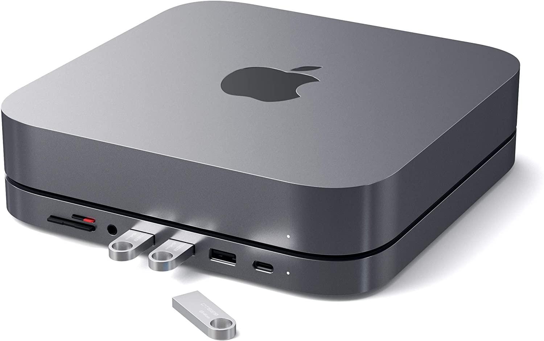 2005年1月11日苹果公司在Macword中公布了Mac mini