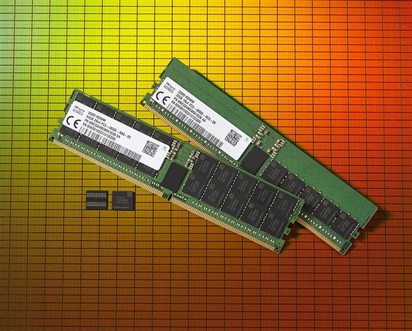 2020年10月7日,韩国SK海力宣布,正式发布全球第一款DDR5内存