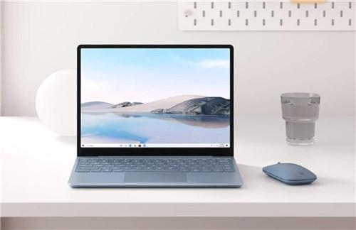 2020年10月1日,微软发布新款笔电——Surface Laptop Go,史上最低价