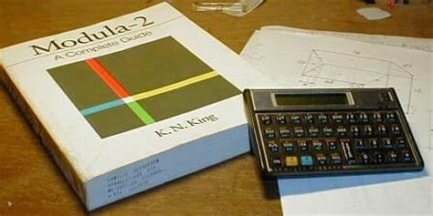 1978年,Modula-2语言由NiklausWirth所开发