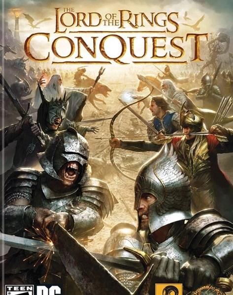 2009年1月13日,游戏《指环王:征服》正式发售