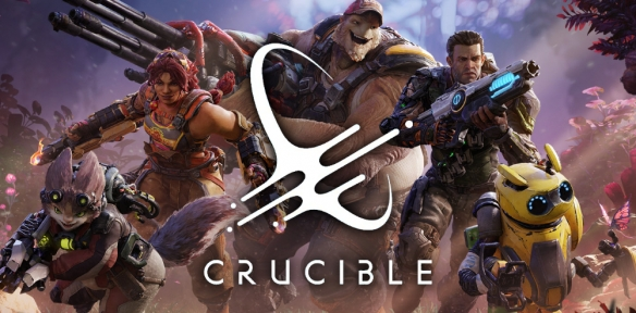 2020年10月9日,亚马逊正式宣布,停止对射击视频游戏《 Crucible 》的开发