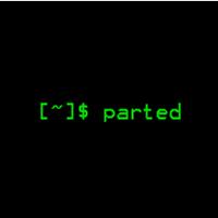 parted(可创建,查看,删除和修改磁盘分区)