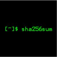sha256sum(计算并检查SHA256加密的消息摘要)