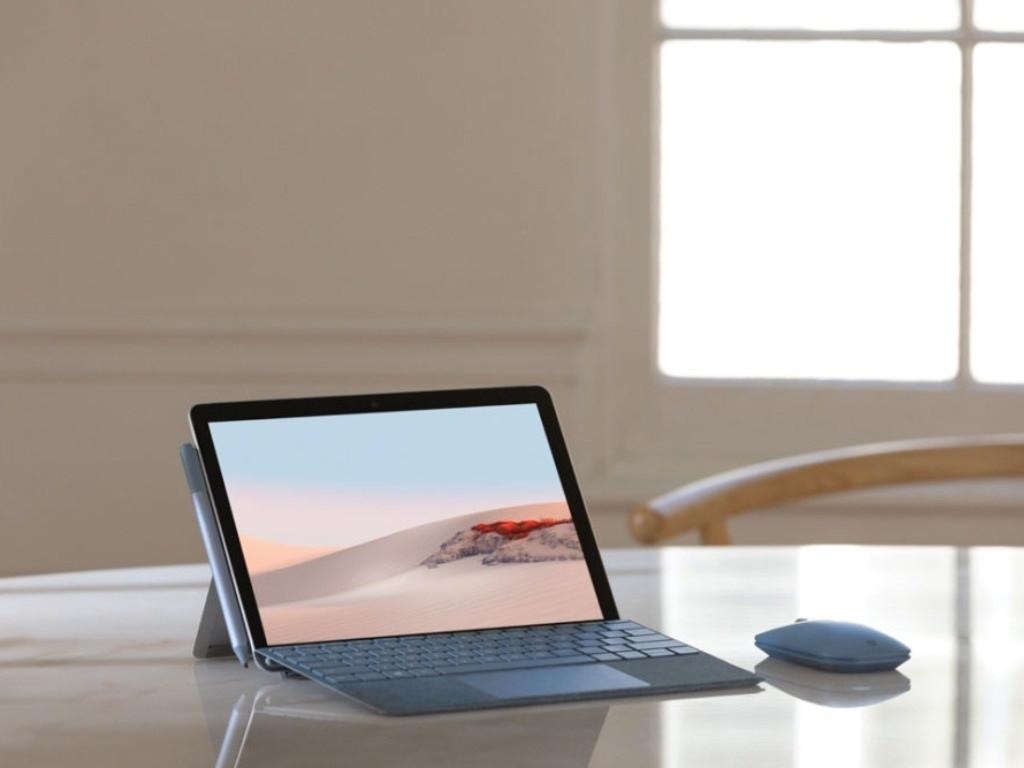 2020年11月8日,微软 Surface Go 2 推送 Win10 固件更新,提升系统稳定性