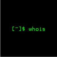 whois(WHOIS目录服务的客户端)