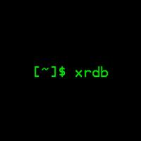 xrdb(X 窗口服务器资源数据库实用程序)