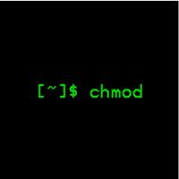 chmod(设置文件或目录的权限)